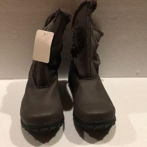 Sporto waterproof ankle boot w/ zipper  12